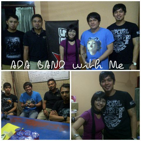 Ada Band with Me